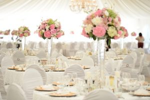 wedding-flowers-table