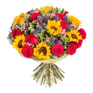 Bouquets to Beat the January Blues