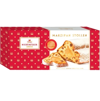Niederegger Marzipan Stollen Loaf 750g