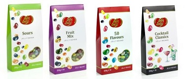 Assorted Mix Jelly Belly Bean Gift Boxes