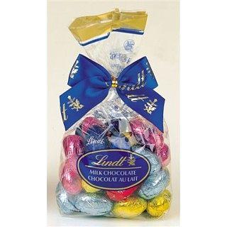 Lindt Solid Eggs Bag