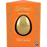 Divine Fairtrade Orange Chocolate Easter Egg 55g