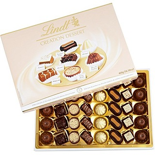 Lindt Creation Desserts Chocolate Box