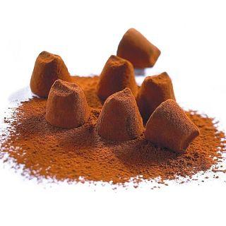 Mathez Dusted Plain French Truffles