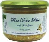 Roe Pâté with Fois Gras