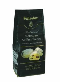 Schlunder Marzipan Stollen Pieces