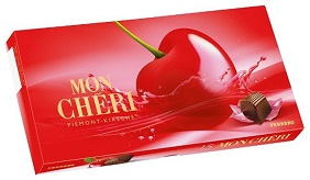 Mon Cheri Chocolates Various Sizes