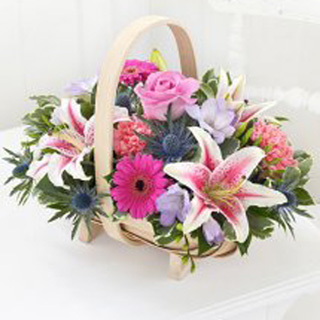 Beautiful Occasion Basket