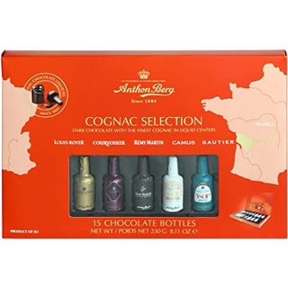 Anthon Berg Cognac Selection (15 chocolate bottles)