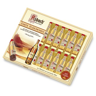Asbach Brandy Liqueur Chocolate Bottles (20 pcs)