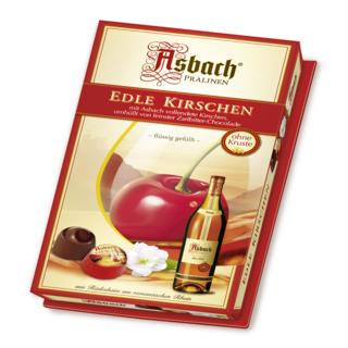 Asbach Cherry Brandy Chocolate Liqueurs 100g and 200g