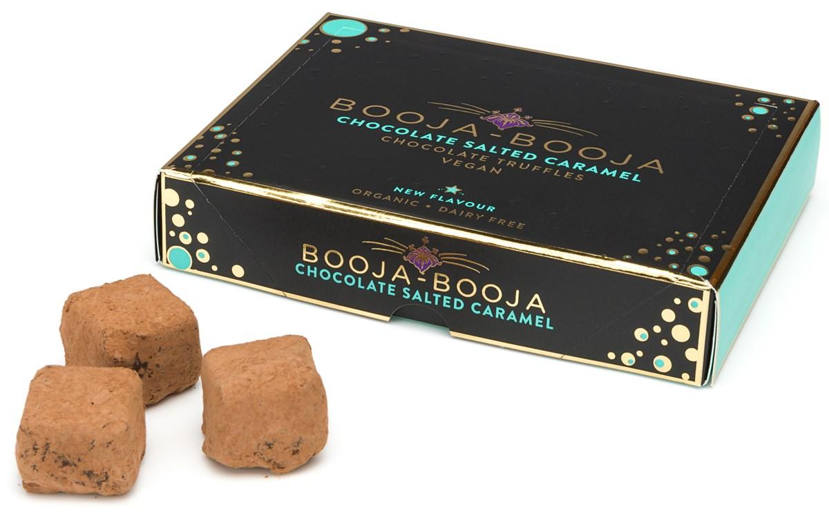 Booja Booja Chocolate Salted Caramel Truffles 92g