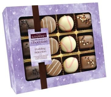 Bon Bon's Gourmet Chocolate Pudding Selection