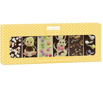 Bon Bon's Gourmet Easter Chocolate Bar Selection