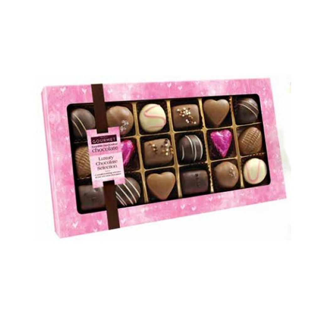 Bon Bon's Luxury Chocolate Selection