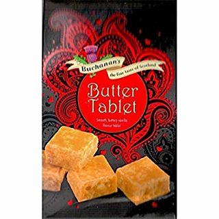 Buchanan's Butter Tablet 150g