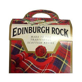 Buchanan's Edinburgh Rock 75g