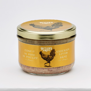 Butler's Grove Chicken Liver Pate With Armagnac