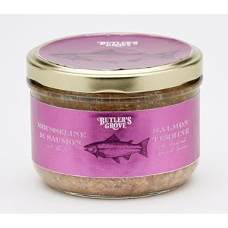 Butler's Grove Fresh & Smoked Salmon Terrine