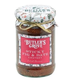 Butler's Grove Sticky Fig & Date Chutney