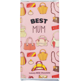 Best Mum Chocolate Bar