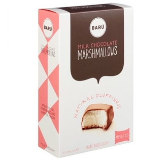 Baru Milk Chocolate Covered Marshmallows
