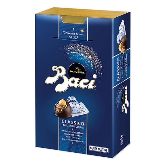 Perugina Baci Extra Dark 70% Bijou Box