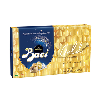 Perugina Baci Gold Caramel Limited Edition