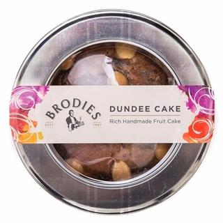 Brodies Dundee Cake Gift Tin