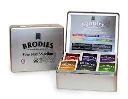 Brodies Fine Teas Selection