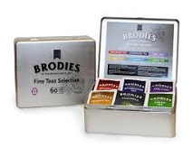 Brodies Fine Teas Selection