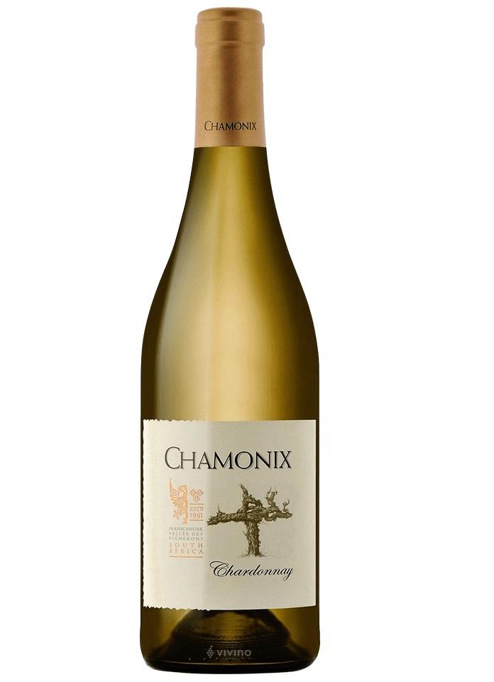 Cape Chamonix Chardonnay 2012