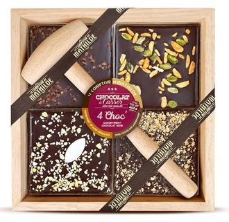 Le Comptoire De Mathilde - 4 Choc Dark Assortment
