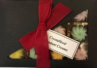Crystallised Fondant Creams Large Box