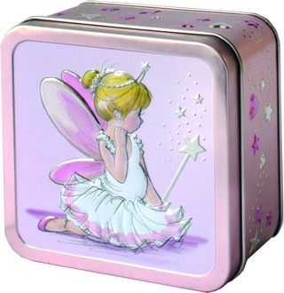 Churchill's Little Princess Jelly Beans Tin