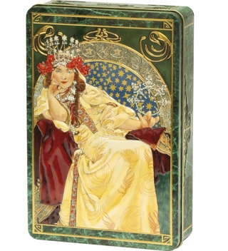 Churchill's Princess of Autumn Gift Tin
