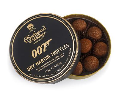 Charbonnel et Walker 007 Dry Martini Truffles