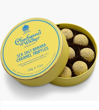 Charbonnel et Walker Sea Salt Banana Caramel Truffles