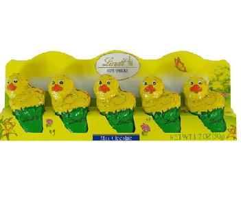 Lindt Chocolate Mini Chicks
