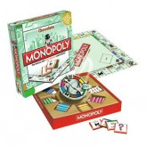 Chocolate Monopoly Board Game