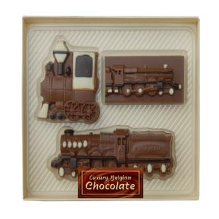 Chocolate Train Set