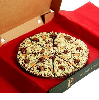 5A Crunchy Munchy Chocolate Pizza 5 sizes
