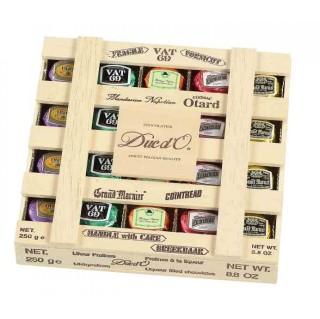 Duc d'O Chocolate Liqueurs Gift Box 250g