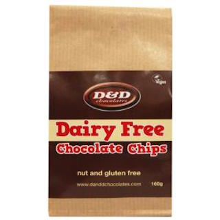 D&D Dairy Free Chocolate Chips