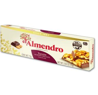 El Almendro Almond & Chocolate Turron