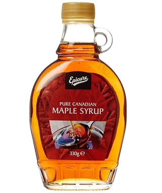 Epicure Pure Canadian Maple Syrup