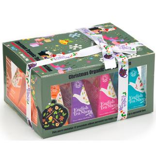 English Tea Shop Christmas Ornaments Tea Bags