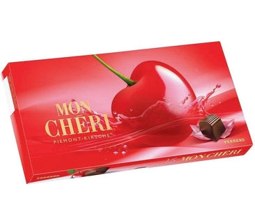 Mon Cheri Chocolates (15 pcs)