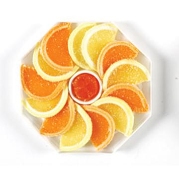 Sunvale Orange and Lemon Jelly Slices