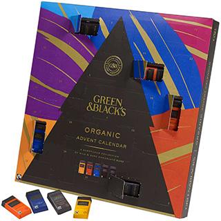 Green and Black's Organic Advent Calendar